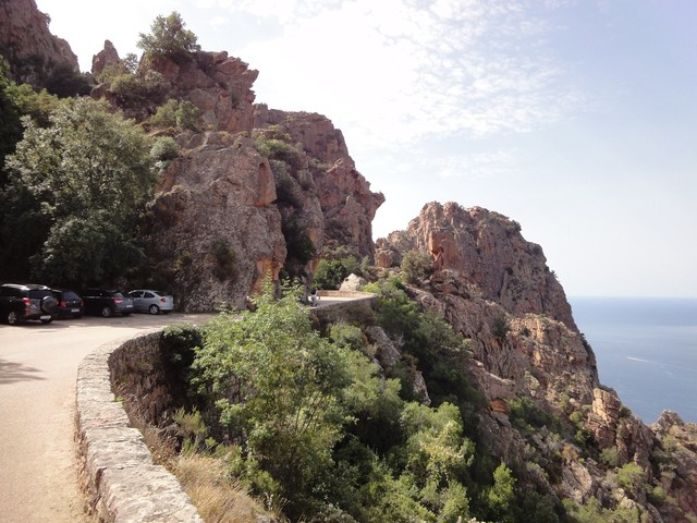 Tour of Corsica - from 9th to 15th September 2018
