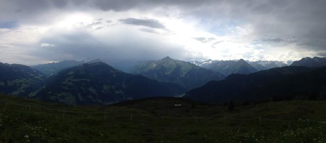 Zillertaler Panorama Melchboden Ri Ostflanke Zillertal1.