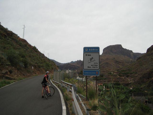 Einstieg nach Soria
