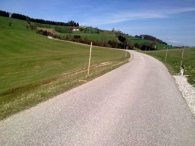 Höhenstraße zum Hochkogel
