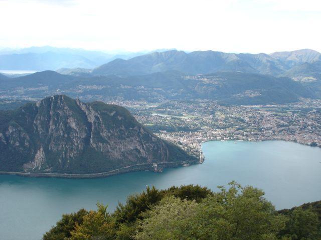 259 Luganer See, Lugano.