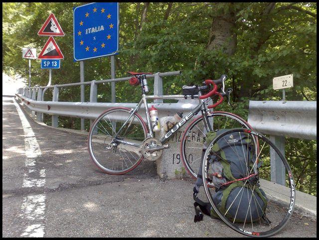 Ersatzlaufrad kann nicht schaden.