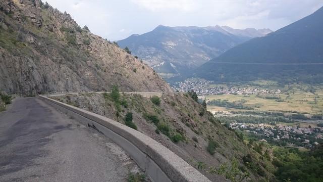 Zwischen Puy-St-André und Puy-St-Pierre.