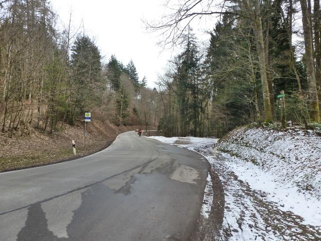 Scheideck Passhöhe
