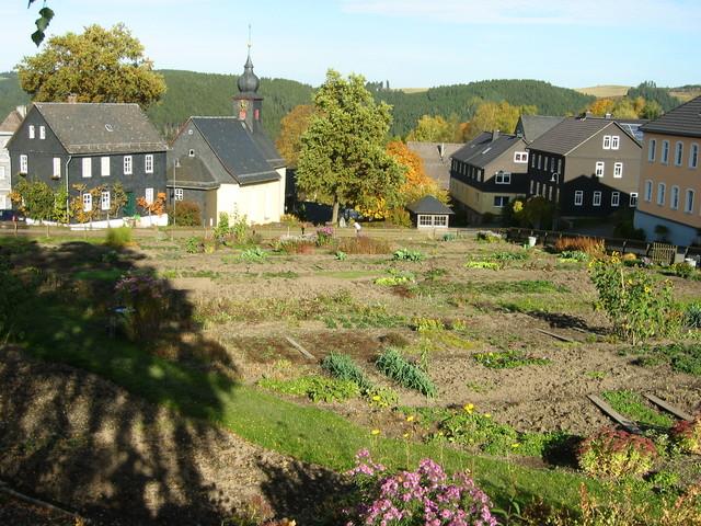 Pflanzgarten von Steinbach an der Haide.