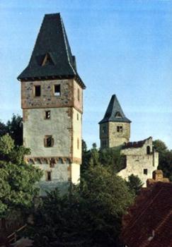 Ansichten der Burg FrankensteinArmin Kübelbeck
