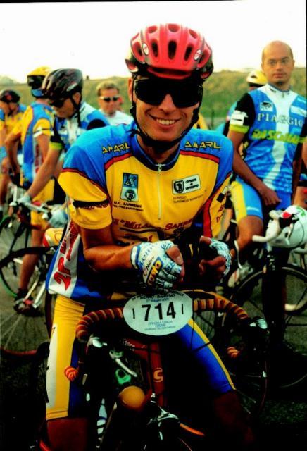 Rolf Majcen bei La Marmotte 2003La Marmotte 2003Rolf Majcen