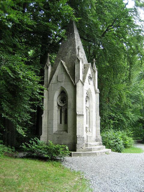 Tetzelstein Denkmal.