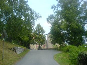 Die Burg Neuhaus kommt in den Blick