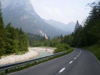 Im Tal der Koritnica.