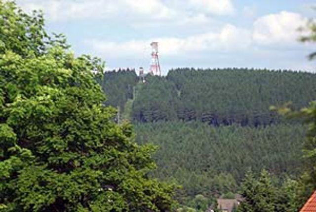 Blick auf den Bocksberg