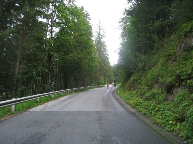 Steilstelle im unteren Bereich zur Löbenau