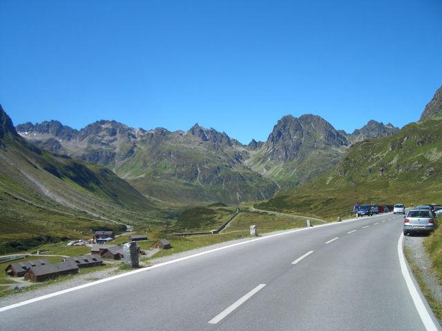 Bild Silvretta-Hochalpenstraße