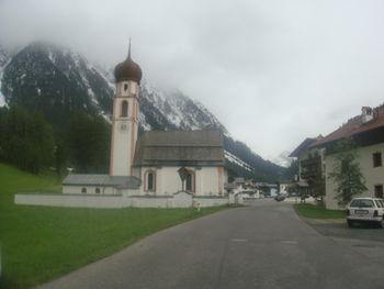 Die Kirche von Gries