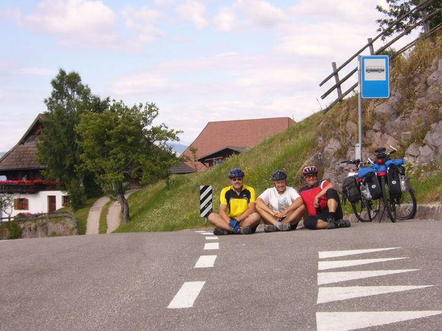 - 26.7. Ritten Passhöhe bei Oberinn, 1380 m