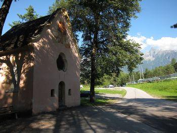 Sautenser Kreuzkapelle.