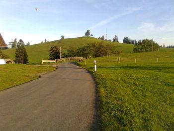 Noch ein paar hundert Meter.