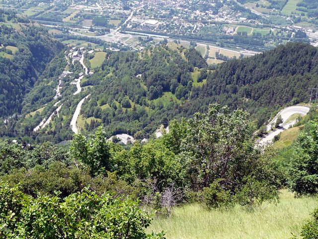 Kurvensalat Alpe d'Huez