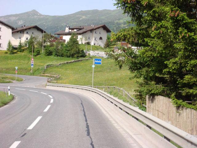Valbella. Der eigentliche Höchstpunkt der Lenzerheide.