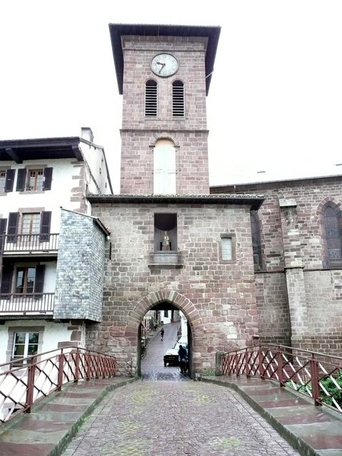 St.Jean-Pied-de-Port