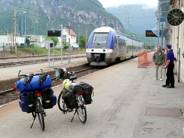 Tarascon: Passfahrt alternativ