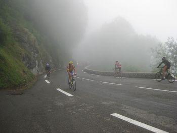 Auffahrt Tourmalet