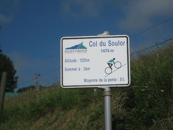 Los auf den Soulor