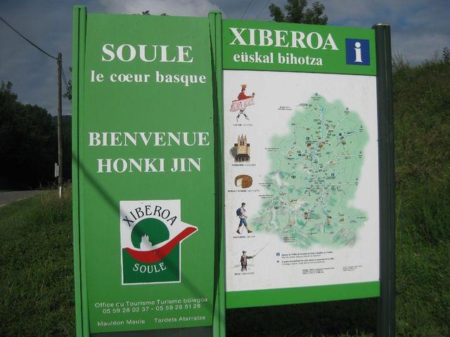 Baskenland erreicht!