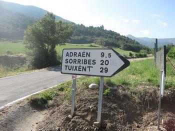 Ab ins Serra del Cadí