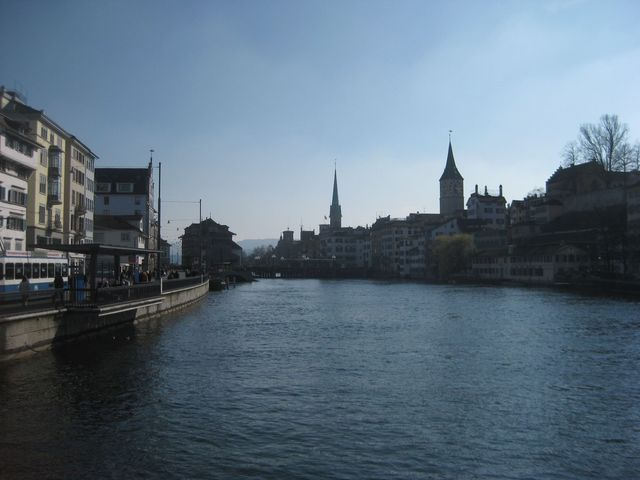 Zürich downtown
