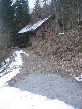 Das Jugendheim Schauinsland