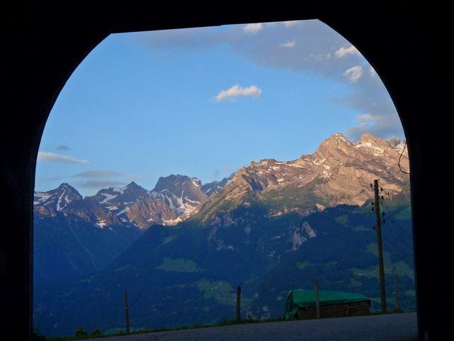 Klausen+3, Waldenen Tunnelausgang, 5.6.11.