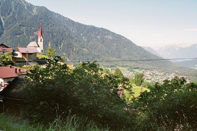 Pfarrkirche Au/Oetz