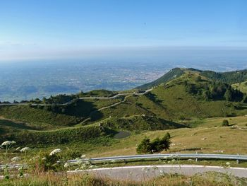 Monte Grappa doppio, unglaubliche Aussicht.