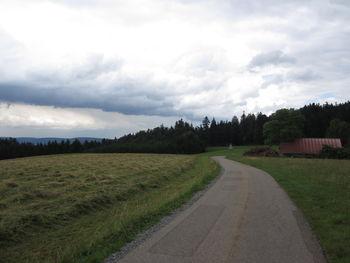 Es folgt die Abfahrt nach Schiltach.