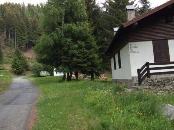 Das sind die Häuser, die leider nicht Prato Maslino sind.