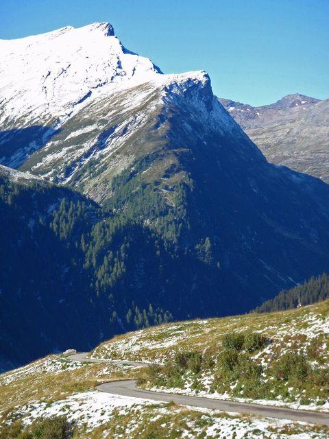 i-Tüpfelchen Auffahrt zum Steinigboda(2149m), 28.8.11.
