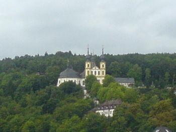 Das Würzburger Käppele am Nikolausberg