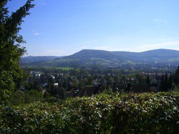Der Deckersberg von Großviehberg aus gesehen.