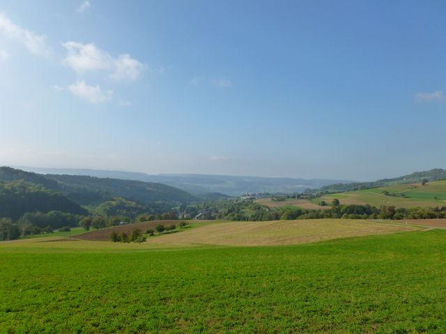 Blick nach Bergöschingen