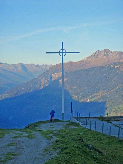 Alpe Frid mit Manfred, 1.10.11.
