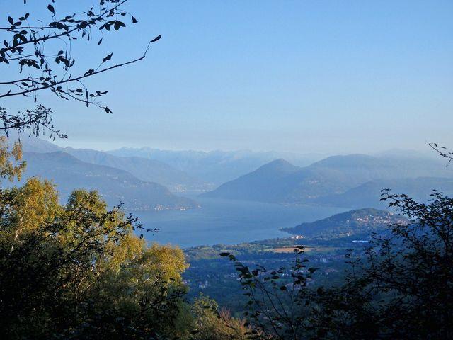 Lago M mit Blick auf Forcora, 5.10.11.
