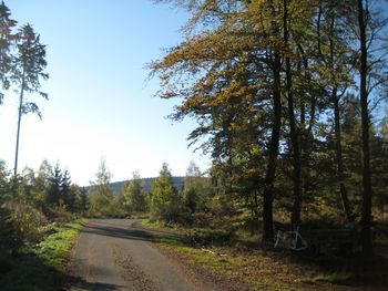 Nebenstraße zum Harfeld