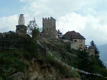 Burg Juval alias Messner Mountain Museum.