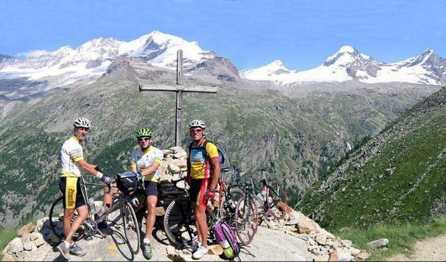 Croce Roley, 2310 m