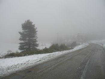 Mitte April auf knapp über 1000 Meter im Vercors...