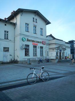 Bernau Bahnhof.