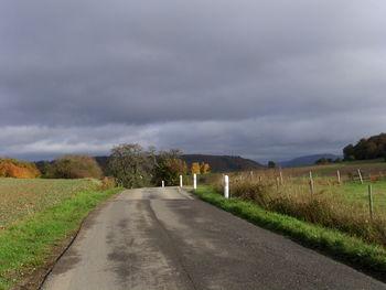 Blick zurück Richtung Climbach.