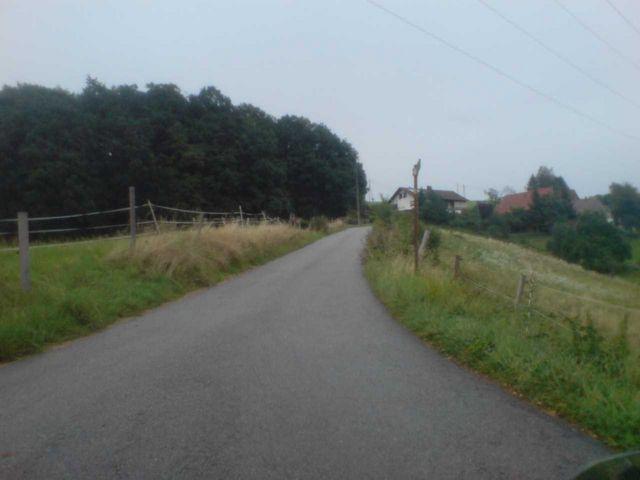 Laudenbach - die letzte Rampe.
