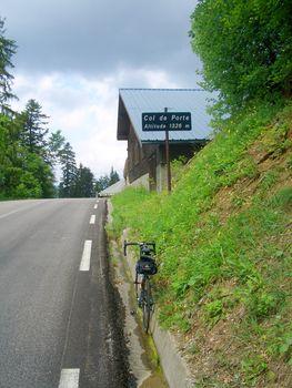 Col du Porte .